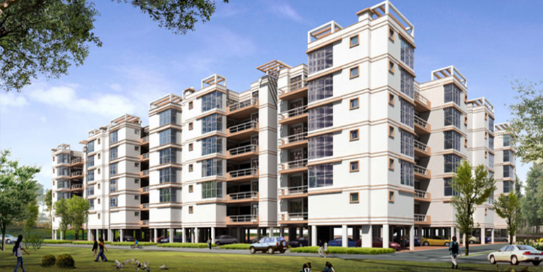 Ansal woodbury 2 bhk apartments