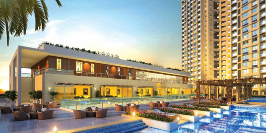 Tata Vivati 2/3 BHK Apartments in Mulund East Mumbai