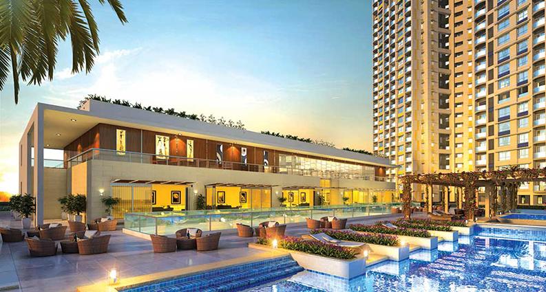 Tata Vivati 2/3 BHK Apartments in Mulund East Mumbai