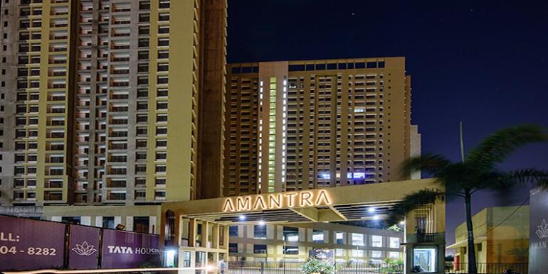 Tata Amantra Mumbai by Tata housing