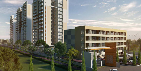 Green Lotus Avenue 1,2,3,4 & 5 BHK Residential Apartments/Flats in Zirakpur