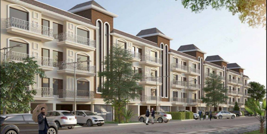 Manohar Palm Residency 2, 3 BHK Independent Floors in Mullanpur, New Chandigarh