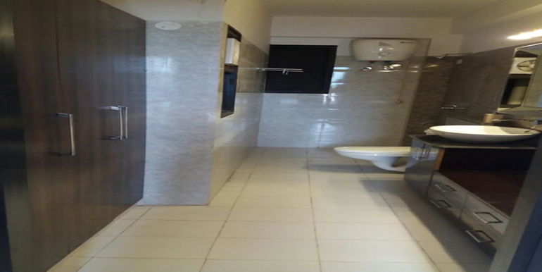 sample flat palm residency washroom