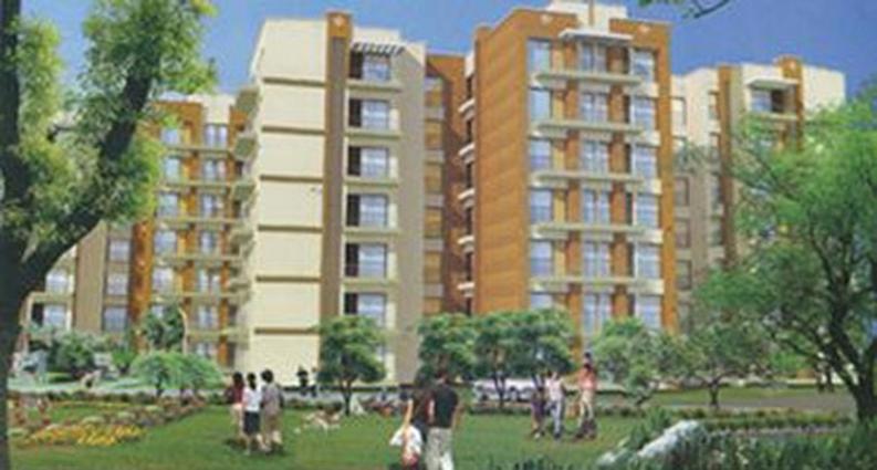 RKM Springdale Tower I and II VIP Road Zirakpur