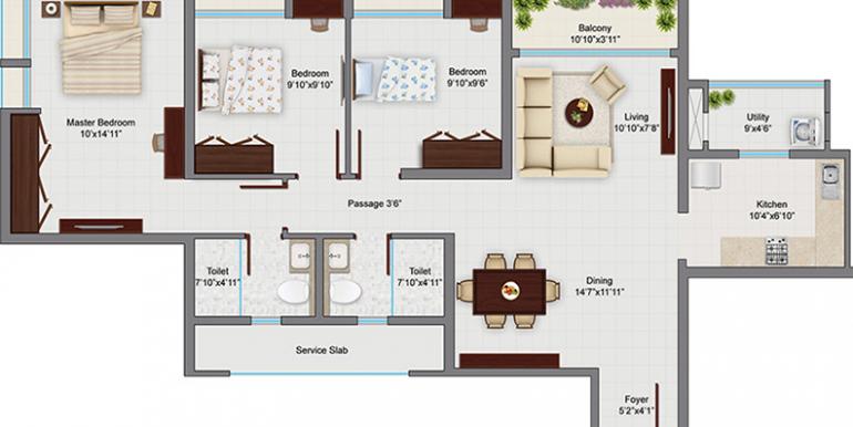 tata-amantra-3bhk-2t-1-484-sq-ft-apartment-1484-sq-ft-1379004
