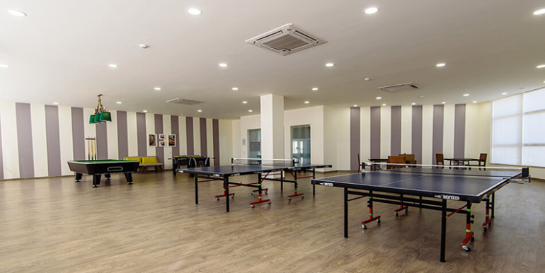 tata amantra table tennis hall