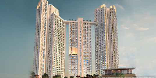 Tata Housing Aveza 2BHK Luxury Apartments at Mulund (E), Mumbai