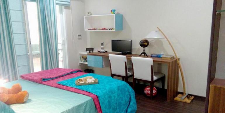 Hero Homes Sample Apartment Childeren bedroom